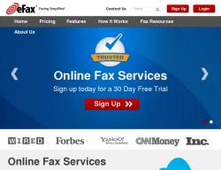 eFax Australia Promo Codes