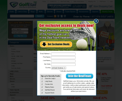 GolfEtail Coupon 2018