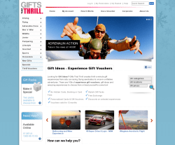 Gifts That Thrill Promo Codes