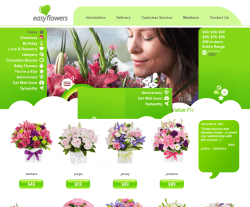 Easy Flowers Coupons & Promo Codes