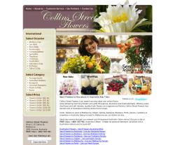 Collins Street Flowers