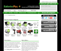 Batteries Plus Coupon 2018