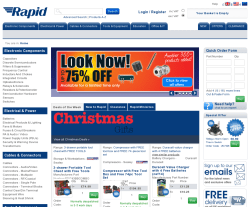 Rapid Electronics Discount Code