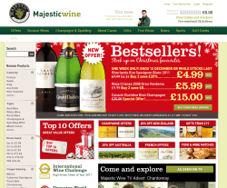 Majestic Wine Coupon