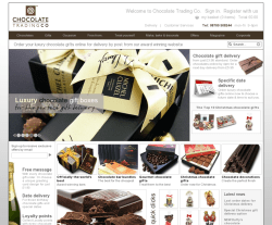 Chocolate Trading Company Discount Code 2018