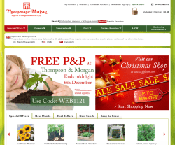 Thompson & Morgan Coupon