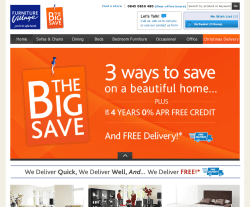 Furniture Village Coupon