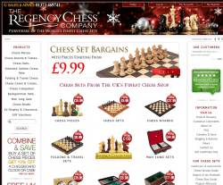 The Regency Chess Company Discount Code 2018
