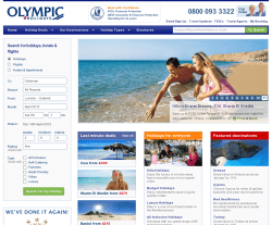 Olympic Holidays Voucher Code 2018