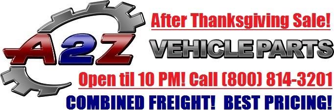 A2Z Vehicle Parts