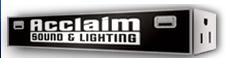 Acclaim Sound and Lighting