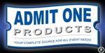 Admit One Products Promo Codes & Deals