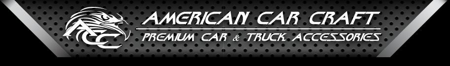 American Car Craft coupon code