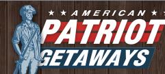 American Patriot Getaways promo codes