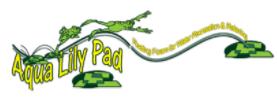 Aqua Lily Pad Discount Codes