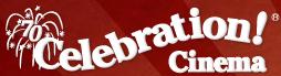 Celebration Cinema Coupon & Deals 2018