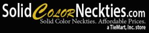 Solid Color Neckties Promo Code & Deals