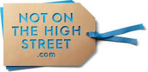Not On The High Street Promo Code & Deals