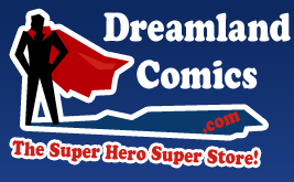 Dreamland Comics Coupon & Deals