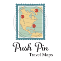 Push Pin Travel Maps Coupon Code & Deals