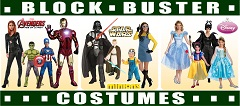 BlockBuster Costumes Coupon & Deals