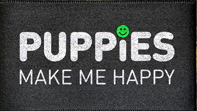 Puppies Make Me Happy Promo Code & Deals