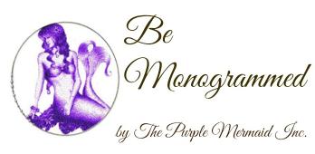 Be Monogrammed