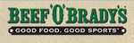 Beef O Brady's Coupons & Promo Codes