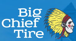 Big Chief Tire Coupons