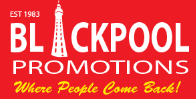 Blackpool Promotions discount code