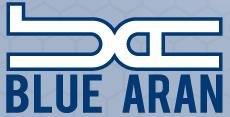 Blue Aran