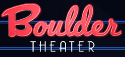 Boulder Theater promo code
