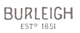 Burleigh discount codes