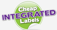 Cheap Integrated Labels