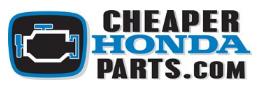 Cheaper Honda Parts discount codes