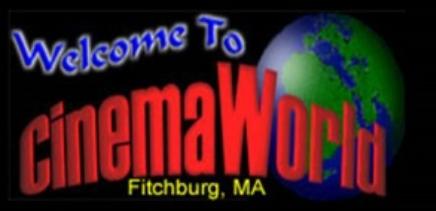 CinemaWorld Coupons