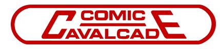 Comic Cavalcade discount code
