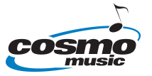 Cosmo Music coupon