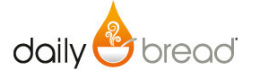 Daily Bread coupon code