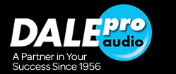Dale Pro Audio coupon