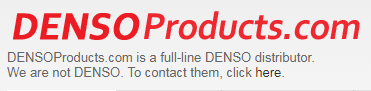 DensoProducts.com coupons