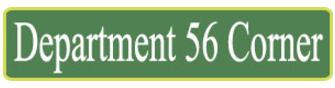 Department 56 Corner Promo Codes