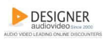 Designer Audio Video coupon codes