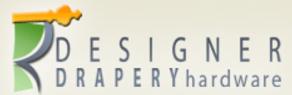 Designer Drapery Hardware