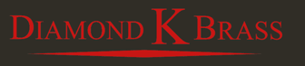 Diamond K Brass