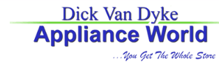 Dick Van Dyke Appliance World Coupons