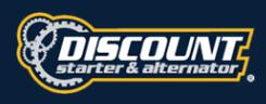 Discount Starter and Alternator