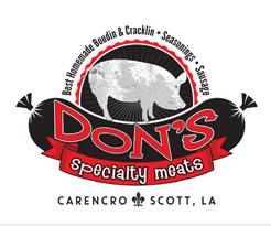 Don's Specialty Meats coupon codes