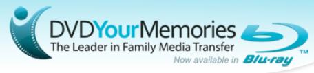 DVD Your Memories Coupon