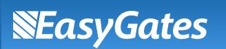 EasyGates vouchers